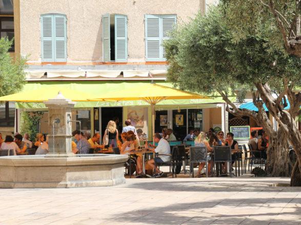 Toulon pas à pas - Place de la Poissonnerie