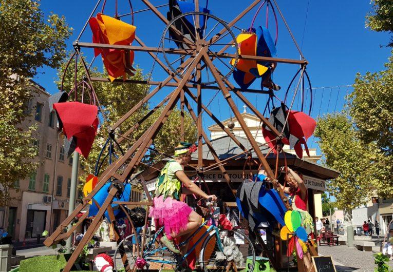 Festival des Arts de La Rue La Crau