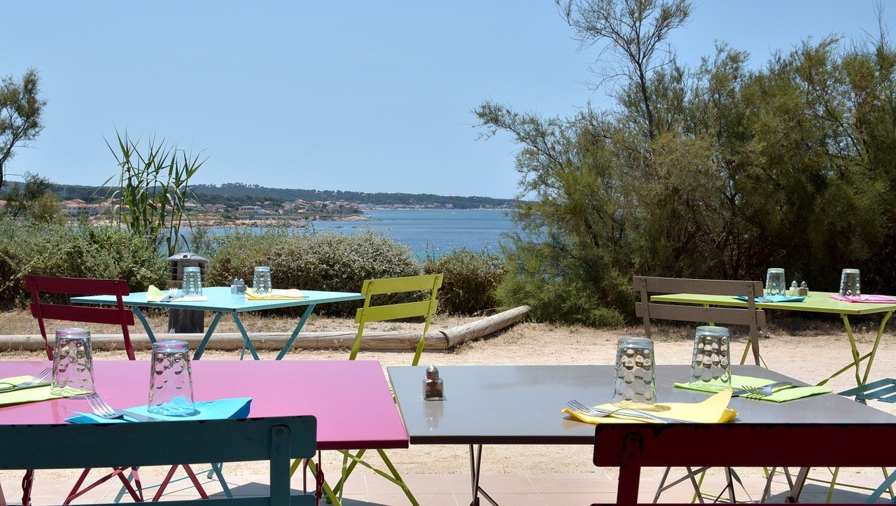 Goûter au Parc de La Méditerranée