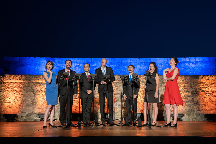 Concert – Les Voix Animées – « Filiatio 2 : Palestrina & Victoria » à Toulon - 0