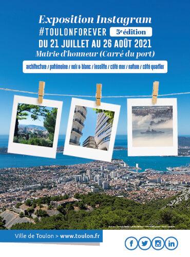 Exposition – Instagram #ToulonForever2021 à Toulon - 0