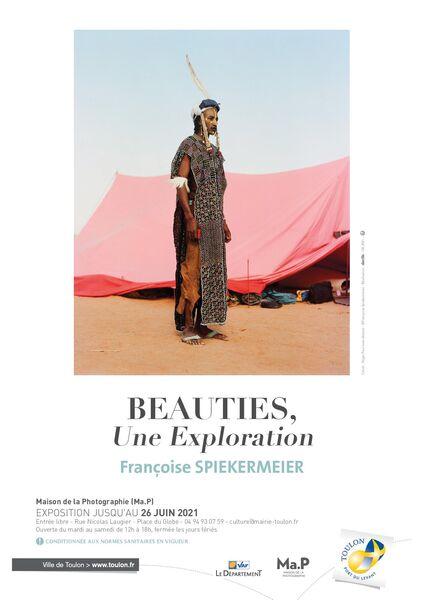 Exposition – BEAUTIES, Une Exploration – Françoise Spiekermeier à Toulon - 0