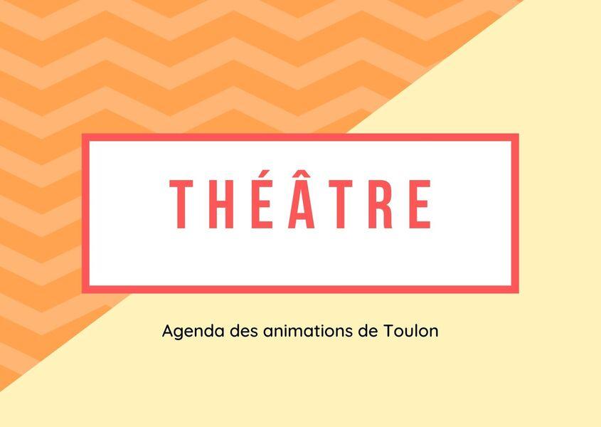 Théâtre – Élèves du département Théâtre du Conservatoire TPM à Toulon - 0