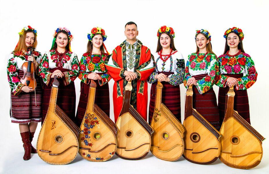 Concert, cordes et voix magiques d'Ukraine à Hyères - 0