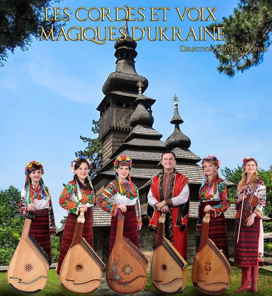 Concert, cordes et voix magiques d'Ukraine à Hyères - 2
