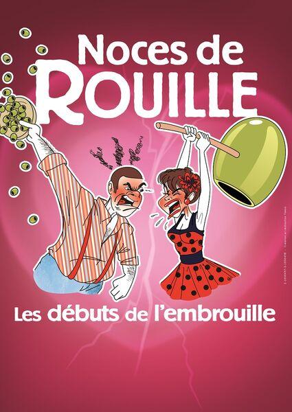 Comédie – Noces de Rouille à Carqueiranne - 0