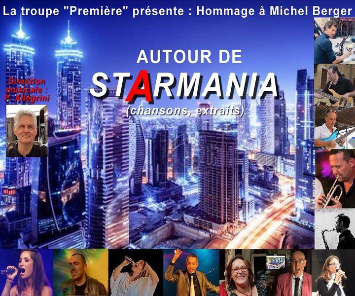 Concert – Autour de Starmania à Carqueiranne - 0