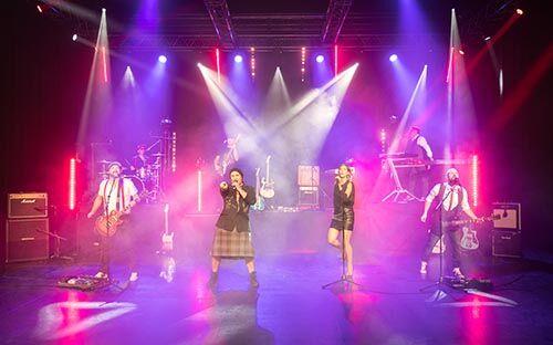 Concert Groupe Planète Pop Rock à Hyères - 0