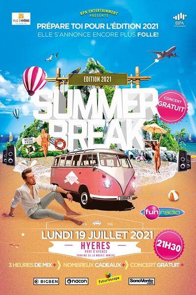 Tournée Summer Teen's Break à Hyères - 0