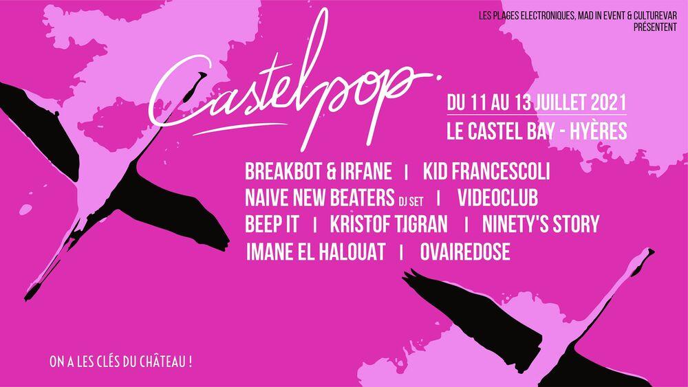 Castelpop Festival à Hyères - 0