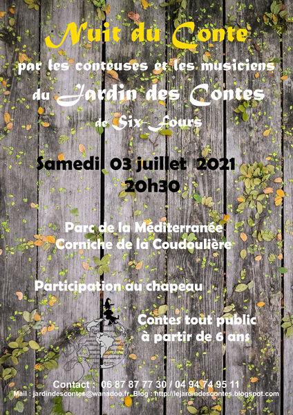 20è Nuit du Conte à Six-Fours-les-Plages - 0