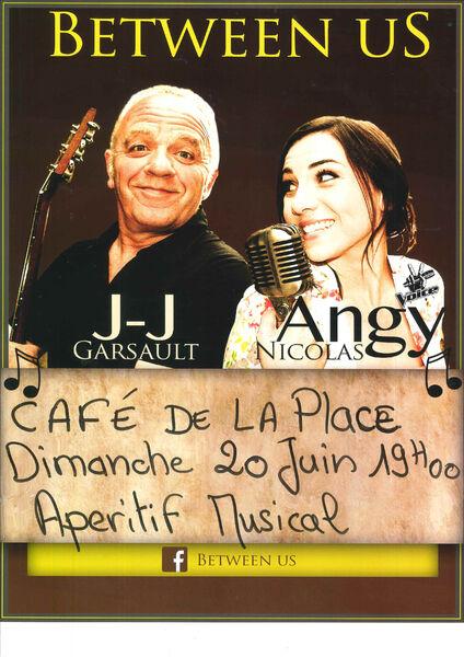 Apéritif musical avec le duo Between Us à Saint-Mandrier-sur-Mer - 0