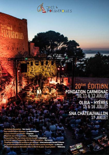 Jazz à Porquerolles à Hyères - 6