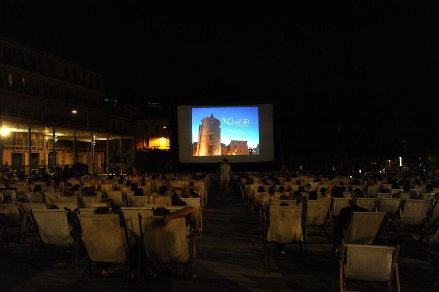 Cinéma plein air à Hyères - 0