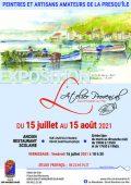 Exposition l'Atelier provençal Saint Mandrier