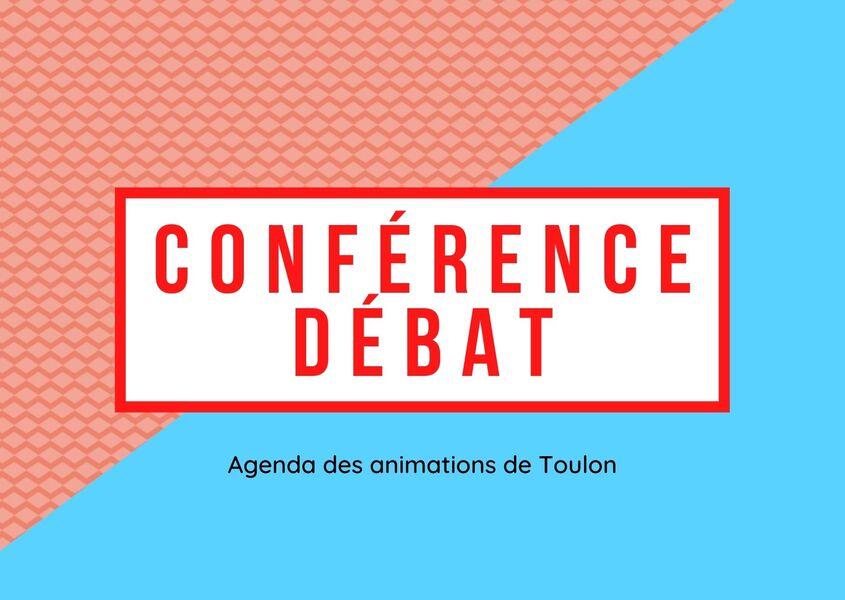Conférence – Écrire la mer à Toulon - 0