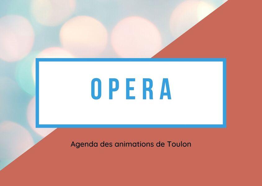 Lyrique – La chauve-souris à Toulon - 0