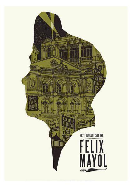 Commémoration Félix Mayol – Concert-lecture hommage à Félix Mayol et Jean Aicard à La Garde - 0