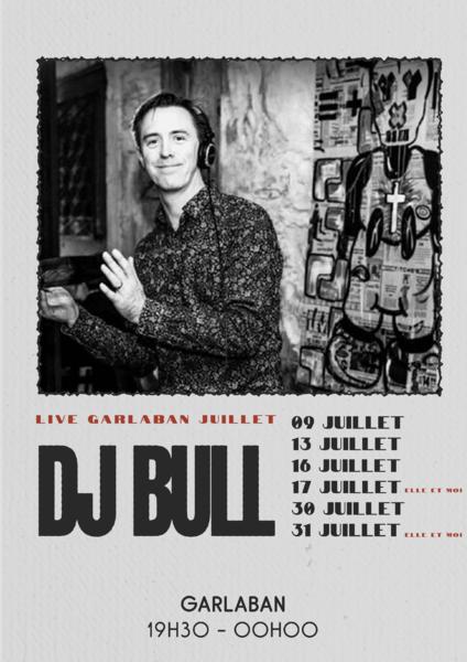 Soirée musicale avec Dj Bull à Six-Fours-les-Plages - 0