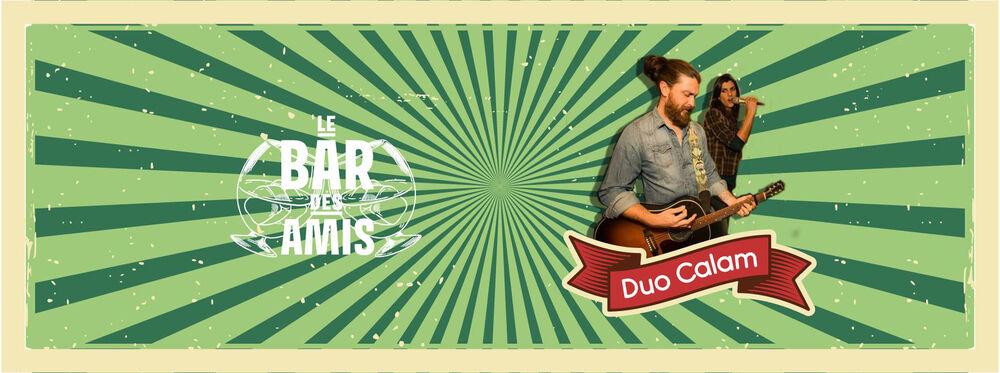 Soirée Live avec le duo Calam à Six-Fours-les-Plages - 0