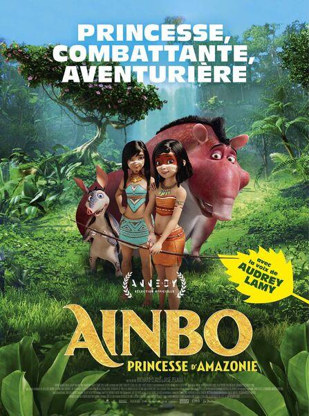 Annulé : Projection de film en plein air «Ainbo» à Six-Fours-les-Plages - 1