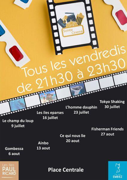 Annulé : Projection de film en plein air «Ainbo» à Six-Fours-les-Plages - 0