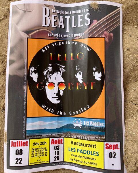Soirée musicale avec Hello Goodbye : la légende des Beatles à La Seyne-sur-Mer - 0