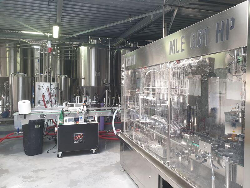 Visite de la brasserie artisanale bio La Cig à La Seyne-sur-Mer - 0