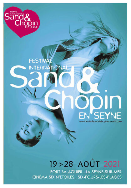 7è Festival international «Sand et Chopin en Seyne» à La Seyne-sur-Mer - 0