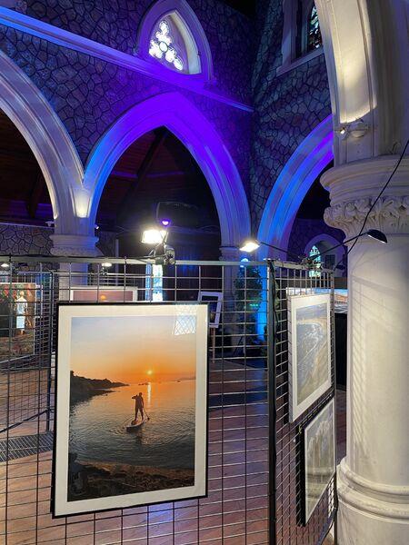 Exposition photo «Nos échappées belles» à l'église Anglicane à Hyères - 7