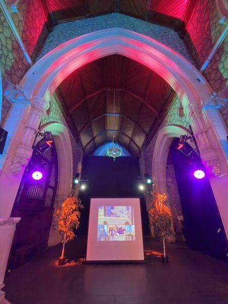 Exposition photo «Nos échappées belles» à l'église Anglicane à Hyères - 9