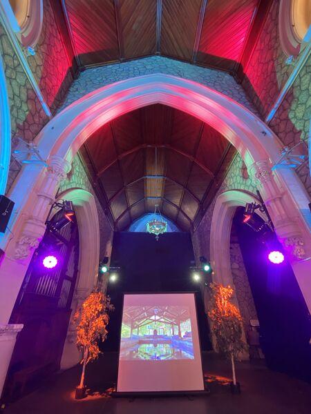 Exposition photo «Nos échappées belles» à l'église Anglicane à Hyères - 10