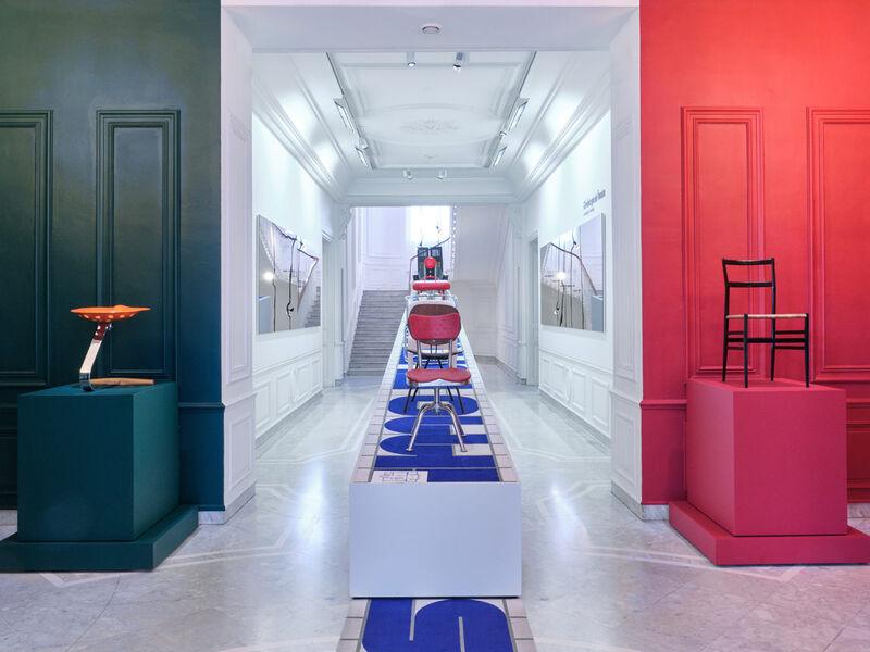 Exposition – « Futurissimo » L'utopie du design italien – Collection Design du centre Pompidou – Festival Design Parade à Toulon - 2