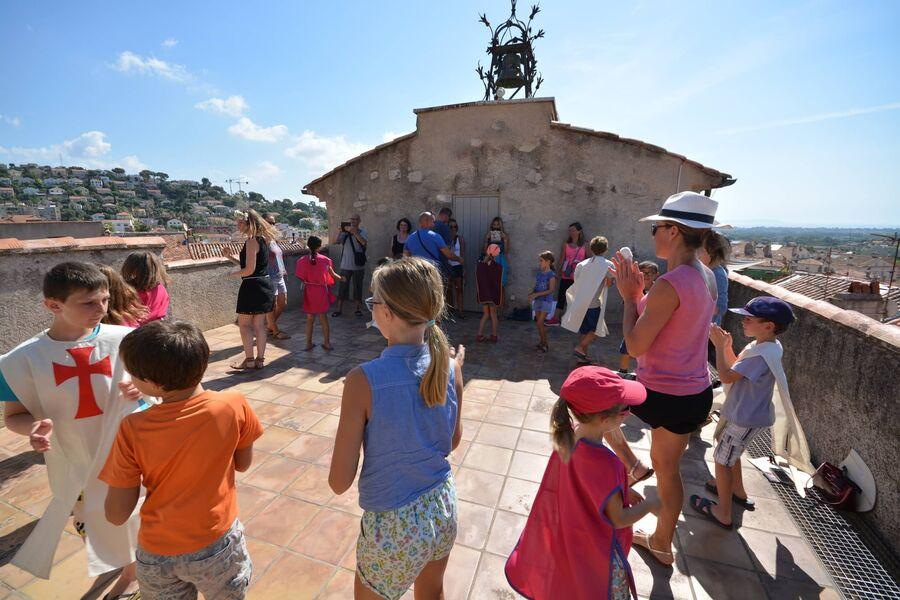 A la recherche du Trésor des Templiers (visite guidée spécial enfants) à Hyères - 0
