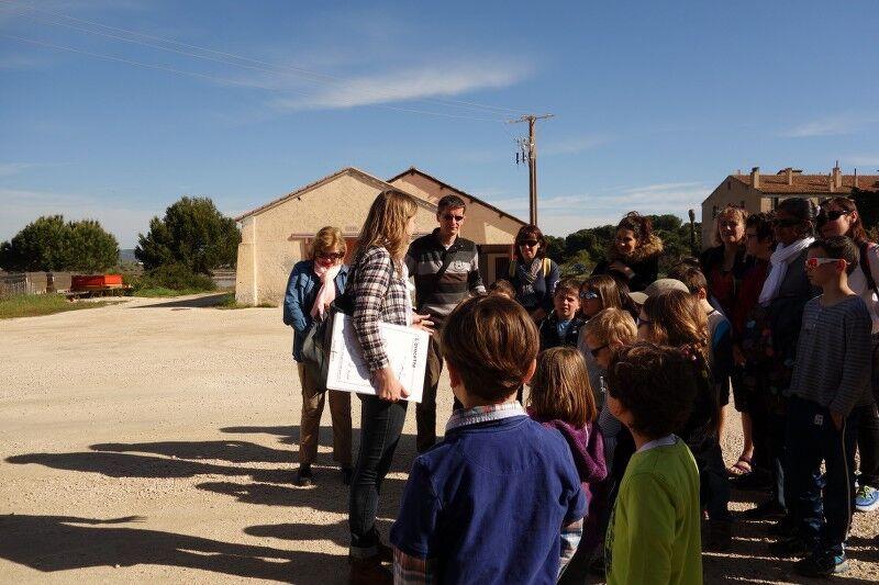 Au pays du sel (visite guidée spécial enfants) à Hyères - 1