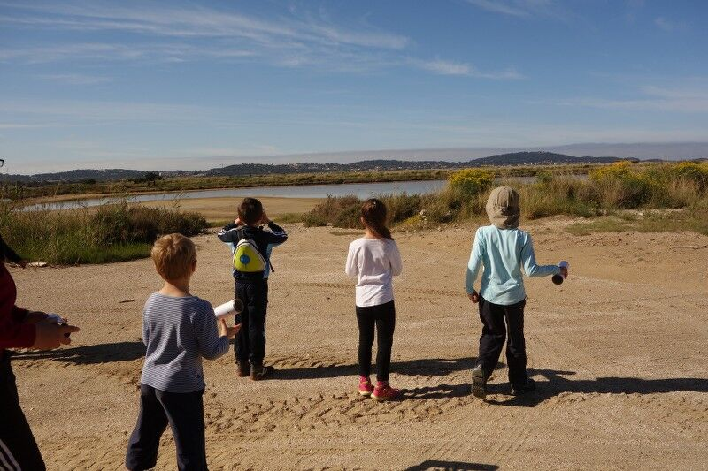 Au pays du sel (visite guidée spécial enfants) à Hyères - 5