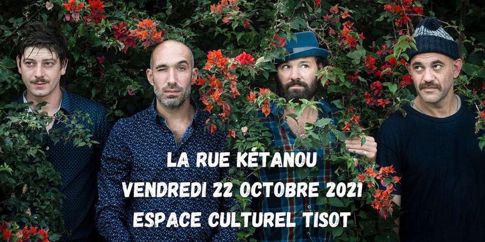 Concert de La Rue Kétanou à La Seyne-sur-Mer - 0