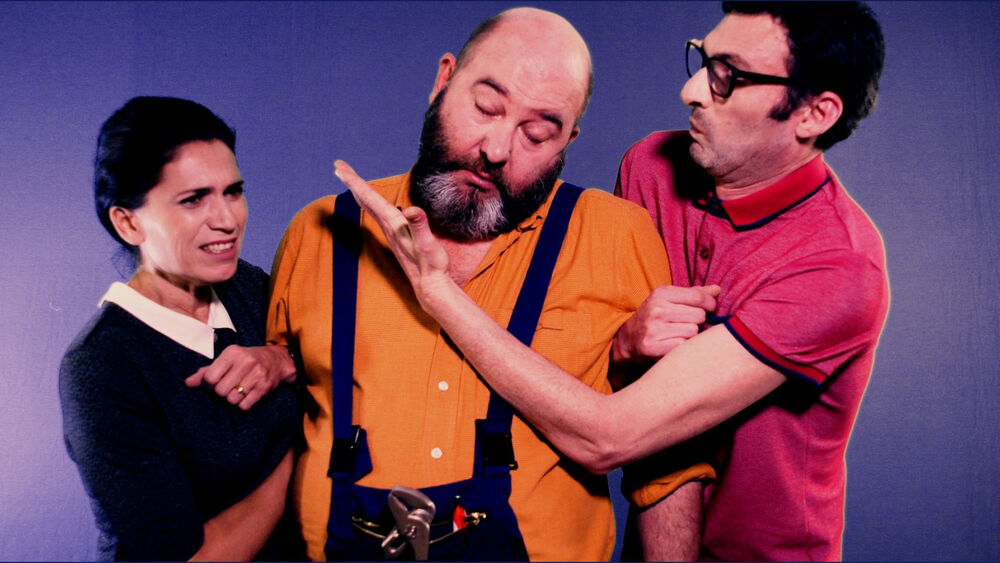 Théâtre «Réunion du Syndic» à Six-Fours-les-Plages - 1