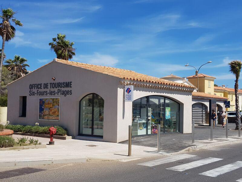 Office de Tourisme de Six Fours les Plages à Six-Fours-les-Plages - 1