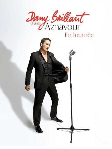 Dany Brillant chante Aznavour à Hyères - 0
