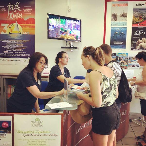 Office de Tourisme de Toulon – La Valette-du-Var – Le Revest-les-Eaux à Toulon - 1