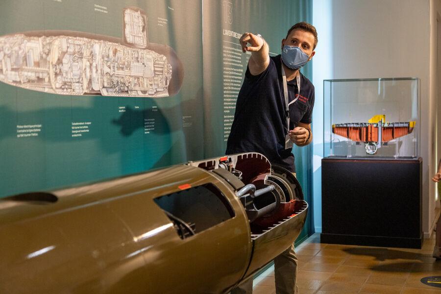 Visite guidée de l'exposition temporaire du Musée de la Marine à Toulon - 0
