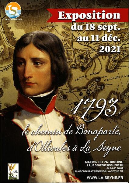 Exposition «1793 : le chemin de Bonaparte, d'Ollioules à La Seyne» à La Seyne-sur-Mer - 0