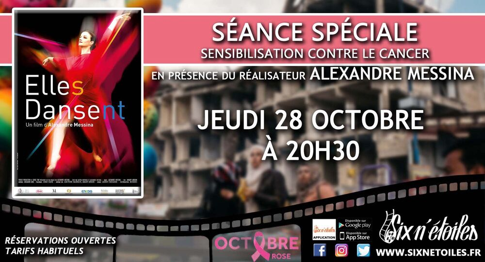 Soirée spéciale avec le film «Elles dansent» en présence du réalisateur à Six-Fours-les-Plages - 0