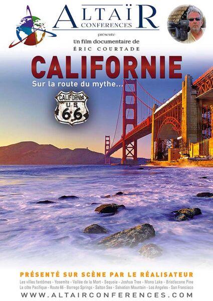 Ciné-conférence Altaïr «Californie, sur la route du mythe» à Six-Fours-les-Plages - 1