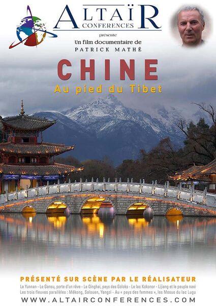 Ciné-conférence Altaïr «Chine, au pied du Tibet» à Six-Fours-les-Plages - 1