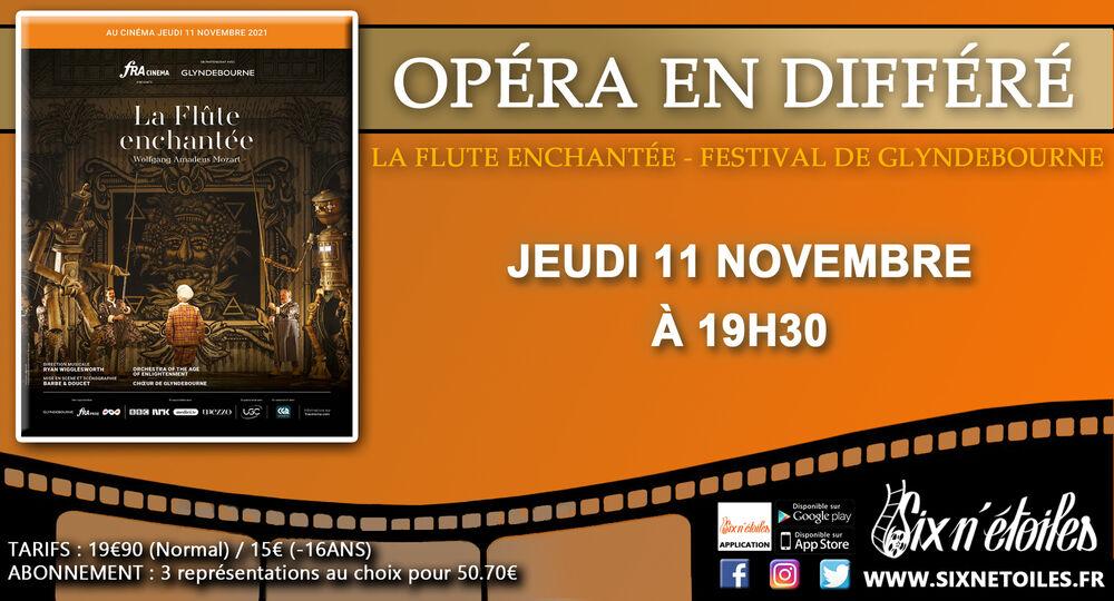 L'Opéra au Six n'étoiles «La Flûte enchantée» à Six-Fours-les-Plages - 0