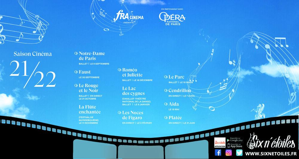 L'Opéra de Paris au Six n'étoiles «Cendrillon» à Six-Fours-les-Plages - 0