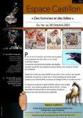 2021 10 EXPO Galerie Castillon Des hommes et des bêtes