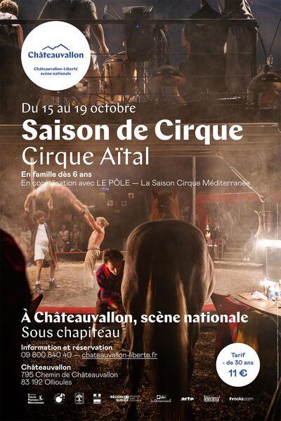 Cirque Aïtal à Ollioules - 2